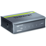 Trendnet 5-Port 10/100Mbps Switch, Unmanaged, Full duplex