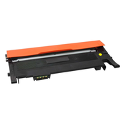 V7 Toner for select Samsung printers - Replaces CLT-Y406S/ELS, 1000 pages, Yellow, 1 pc(s)