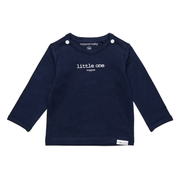 Noppies Longsleeve Hester, Unisex, Shirt, Navy, Monotone, Baby (height), Long sleeve