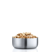 Blomus BASIC, Snack bowl, 0.4 L, Round, 1 person(s), Stainless steel, Stainless steel