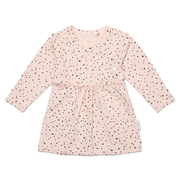Noppies Liz, Peach, Pattern, Baby (height), Long sleeve, Boat neck, Female