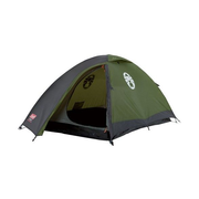 Coleman Darwin 2, Dome/Igloo tent, 2 person(s), Weatherproof, Black, Green