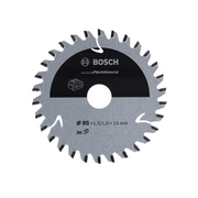 Bosch 2 608 837 752, Multi, 8.5 cm, 1.5 cm, 18000 RPM, 1 pc(s)