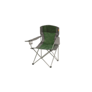 Easy Camp 480046, 110 kg, Camping chair, 4 leg(s), 2.3 kg, PVC, Polyester, Green, Grey