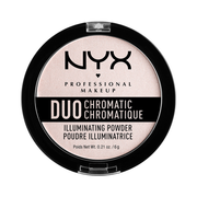 NYX PMU 800897085452, Powder, SNOW ROSE, Pot, Radiance, 6 g, Brush onto the highest points of the face—such as the cheekbones, bridge of the nose and...