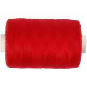 Creativ Company 41219, Hand sewing, Red, Polyester, 1000 m
