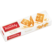 Kambly Butterfly, Biscuit, Cream, Eggs, Gluten, Milk, Nuts, Rectangle, 100 g, Paper