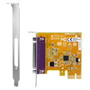 HP PCIe x1 Parallel Port Card, PCIe, Parallel, PCI 2.0, 0.0018 Gbit/s, 16 B, Business