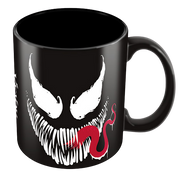 PYRAMID Marvel Tasse Venom, Single, 568 L, Black, Multicolour, Ceramic, Universal, 1 pc(s)