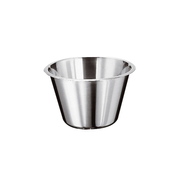 Paderno 12580-17, Single, Stainless steel, 1 L, Stainless steel, 15.5 cm, 90 mm
