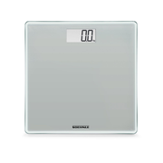 Soehnle Style Sense Compact 200, Electronic personal scale, 180 kg, 100 g, kg, lb, ST, Rectangle, Grey