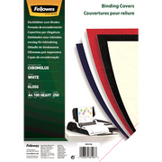 Fellowes 5378006, A4, White, Glossy, 250 g/m², 100 pc(s)