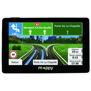 "Mappy Ulti X585 Camp, English, French, Internal, Eastern Europe,Western Europe, 12.7 cm (5""), 480 x 272 pixels, TFT"