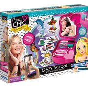 Clementoni Crazy Tattoos mit App