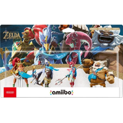 Nintendo The Champions amiibo Set The Legend of Zelda: Breath of the Wild Collection