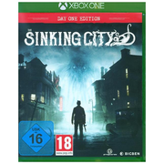 GAME The Sinking City Day One Edition, Xbox One