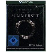 The Elder Scrolls Online, Summerset, 1 XBox One-Blu-ray Disc