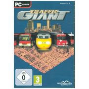 Traffic Giant, 1 CD-ROM