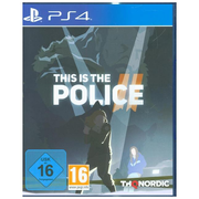 THQ Nordic This is the Police 2, PS4 Basic German PlayStation 4