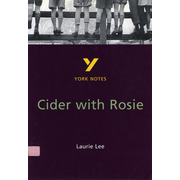 Laurie Lee 'Cider With Rosie'