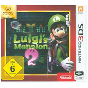 Nintendo Luigi's Mansion: Dark Moon Basic German Nintendo 3DS