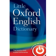 ISBN Little Oxford English Dictionary book 848 pages