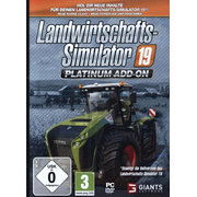 Landwirtschafts-Simulator 19, Platinum Add-on, 1 DVD-ROM