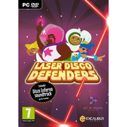 Laser Disco Defenders, 1 DVD-ROM