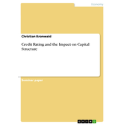 Credit Rating and the Impact on Capital Structure
