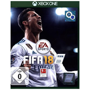 FIFA 18, 1 Xbox One-Blu-ray Disc