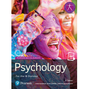 Pearson Psychology for the IB Diploma