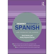 Davies, M: A Frequency Dictionary of Spanish