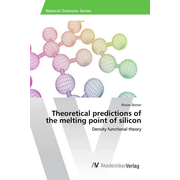 Theoretical predictions of the melting point of silicon - Density functional theory