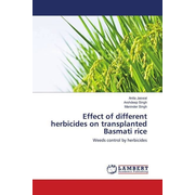 Effect of different herbicides on transplanted Basmati rice - Weeds control by herbicides