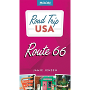 Hachette UK Road Trip USA Route 66 book English Paperback 128 pages