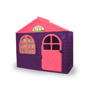 Jamara Spielhaus Little Home lila