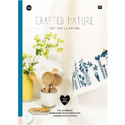 Crafted Nature - Fait par la nature. The legendary embroidery book series for counted cross stich