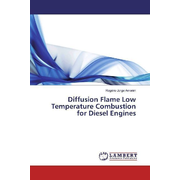 Diffusion Flame Low Temperature Combustion for Diesel Engines