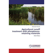 Agricultural runoff treatment with phosphorus-retaining materials - Ditch filters