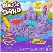 Kinetic Sand 6024397, Multicolour, 3 yr(s), Boy/Girl, Not for children under 36 months, 454 pc(s), Closed box