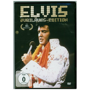 Elvis Jubiläums-Edition, 1 DVD (englisches OmU) - USA