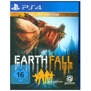 Earthfall, 1 PS4-Blu-ray-Disc (Deluxe Edition) - Für PlayStation 4