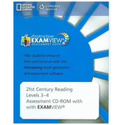21st Century - Reading - B2.1/B2.2: Level 3 - Assessment ExamView CD-ROM