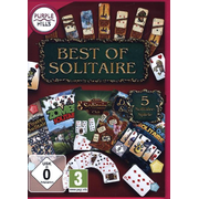 Best of Solitaire, 1 DVD-ROM