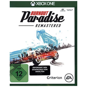 Burnout Paradise Remastered, 1 XBox One-Blu-ray Disc