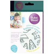Bubabloon Color (+5 Marker) - Colour-your-own balloon cover