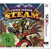 Nintendo Code Name: S.T.E.A.M. Basic German Nintendo 3DS