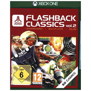 Atari Flashback Classics Vol. 2, 1 XBox One-Blu-ray Disc - Leaderboards, Multiplayer, Online. 50 Games