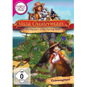 Alicia Quatermain 3, The Mystery of the Flaming Gold, 1 DVD-ROM - Klick-Management