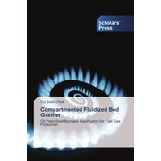 Compartmented Fluidized Bed Gasifier - Oil Palm Shell Biomass Gasification for Fuel Gas Production